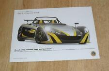 Lotus Sport 2-Eleven Brochure Flyer