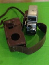 G.B Bell & Howell 624EE Autoset Cine Camera and original case, tested