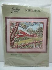 New Tapestry Candamar Something Special Summer Scene Farm #30576