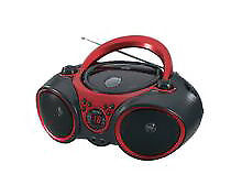 JENSEN CD-490 Portable Stereo CD Player with AM/FM Stereo Radio //NEW but No-Box