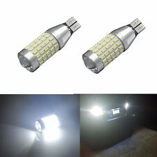 JDM ASTAR 2x90 EX-SMD 921 912 6000K Super White Back Up Reverse LED Lights Bulbs