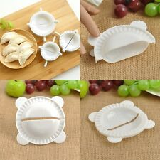 New 1Pc Dumpling Mold Pierogi Turnover Pelmeni Empanada Dough Press Mould Maker