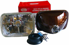 79-01 JEEP CHEROKEE EURO DIAMOND H4 H6054 HEADLIGHTS