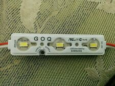 Waterproof 5630/5730 WHITE | SAMSUNG GOQ 3 LED Module | 1 Set = 4 Strip / 12 LED