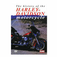 THE HISTORY OF THE HARLEY-DAVIDSON MOTORCYCLE ~ RARE DVD