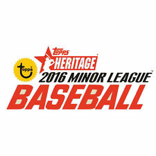 2016 TOPPS HERITAGE MINORS COMPLETE 280-CARD MASTER SET w/ SP's & INSERTS