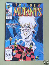 THE NEW MUTANTS- MARVEL COMIC - VOL 1  #68- OCT 1988