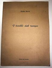 Guido Savio # I BIRILLI DEL TEMPO # Edizioni del Girasole 1975