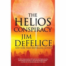 The Helios Conspiracy by DeFelice, Jim
