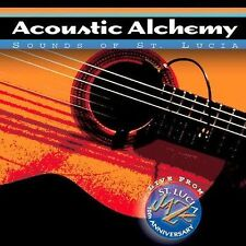 Sounds of St. Lucia by Acoustic Alchemy