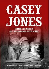 ALAN HALE - CASEY JONES COMPLETE TV SERIES ON 4 DVDS ALL 32 EPISODES