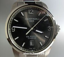 Certina * DS Podium * Titan * C0014104408700
