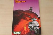 169666) PGO T-Rex 125 Prospekt 199?