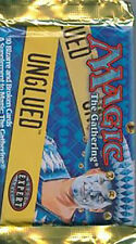 magic ✰✰✰✰ UNGLUED ✰✰✰✰ Factory Sealed Booster Pack - english