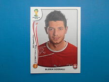 Panini World Cup Brasil 2014 n.348 Blerim Dzemaili Switzerland