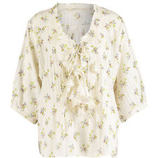 BNWT RALPH LAUREN DENIM & SUPPLY BOHO FLORAL TOP SIZES XS  SIZE 10/12