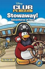 Sunbird Club Penguin Pick Your Path 1: Stowaway! Adventures at Sea Very Good Boo