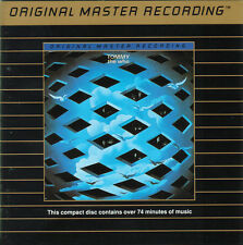 The Who: Tommy MFSL - Gold - CD  UDCD-533