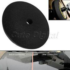 Black 6 inch Foam Polishing Buffing Pad Premium Car Oxidization Scratch Removal