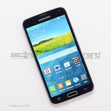 Samsung Galaxy S5 SM-G900F 16GB Charcoal Black Unlocked Smartphone