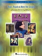 Roar, Royals & More Hot Singles: Simple Arrangements for Students of All Ages (P