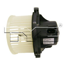 New TYC Heater / AC Blower Motor - Front - Fits 1991-2002 Saturn S Series