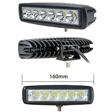 1 PC 18W Flood LED Light Work Bar Lamps Driving Fog Offroad SUV 4WD Car Boat HOT