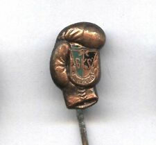 pin POLISH BOXING CLUB GKS Jastrzębie glove badge