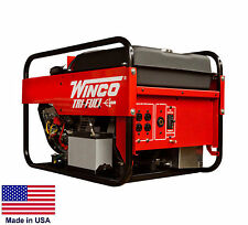 PORTABLE GENERATOR Tri Triple Fuel - NG LP & Gasoline Fired - 9 kW - 120/240V