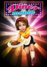 DINER MANIA - Steam chiave key - Gioco PC Game - Free shipping - ROW