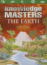 KNOWLEDGE MASTERS. THE EARTH, ROGER COOTE. ALIGATOR BOOKS. 9781842399125