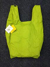 mandarina duck revival shopping tote bag lime green waterproof bag RRP $135