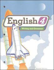 BJU Press English Grade 4 Worktext 2ED 260752