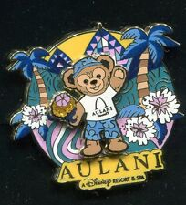 Aulani Duffy with Shaved Ice Disney Pin 100219