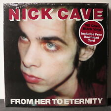 NICK CAVE & THE BAD SEEDS 'From Her To Eternity' 180g Vinyl LP NEW & SEALED