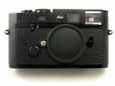 Unique Leica M6 Black Paint Millennium 2000 0.72 TTL Near MINT