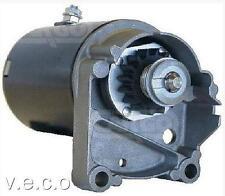 112242 NEUF 12 VOLTS Briggs and Stratton 399928 495100 moteur de démarreur 498148