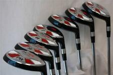 CUSTOM MADE MAJEK MENS ALL RESCUE TAYLOR FIT HYBRID 4 5 6 7 8 9 PW GOLF SET