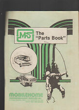 MobileHome Supplies Catalog Ontario NY The Parts Book MS 1986