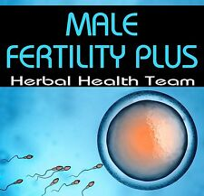 MALE FERTILITY PLUS, BOOST SPERM VOLUME BY AS MUCH AS 500% .......6 MONTH SUPPLY