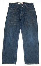 Levi's 569 * 30 X 30 * Loose Fit Straight Leg Zip-Fly Jeans * EXCELLENT!