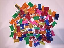 100 Pencil Sharpeners Manual Hand Sharpening Plastic