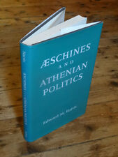 AESCHINES AND ATHENIAN POLITICS Harris Classical Speeches Ancient Greece U20