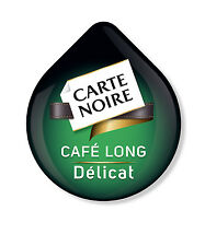 Tassimo carte noire cafe long delicat café (80 t disc/portions) vendu en vrac
