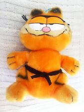 GARFIELD Karate Cat Plush Toy