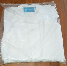 Mens White Ol' Paint Long Sleeve Shirt Size Small NEW