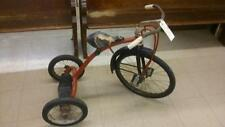 """Garton Toy Company Streamline vintage tricycle overall dimensions 20""""... Lot 99D"""