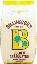 Billington's Golden Granulated Sugar 1kg