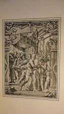 Hans Holbein  DESSINS D'ORNEMENTS DE HANS HOLBEIN - nté sur japon