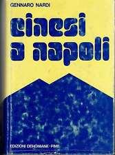 (p.M.Ripa) CINESI A NAPOLI, un uomo un opera - di Gennaro Nardi , Dehoniane 1976